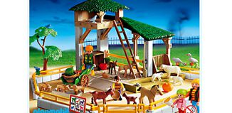 Playmobil - 3243s2 - Petting Zoo