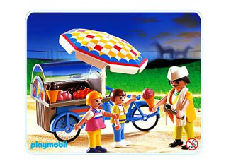 Playmobil - 3244s2 - Ice Cream Cart