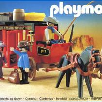 Playmobil - Diligencia – 3245