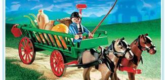 Playmobil - 3246s2 - Horse Drawn Cart