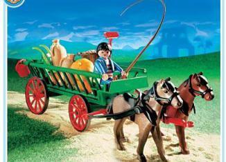 Playmobil - 3246s2 - Horse Drawn Cart