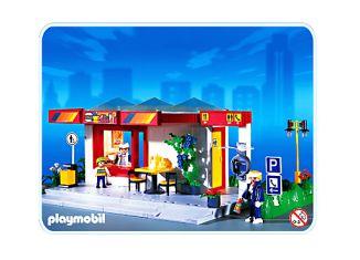 Playmobil - 3254s2 - Café