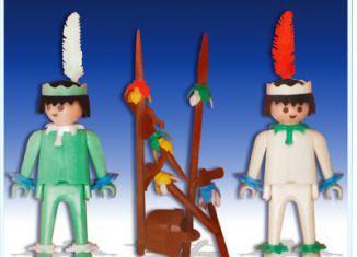 Playmobil - 3256s1 - Indians