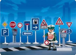 Playmobil - 3259s2 - Traffice Signs