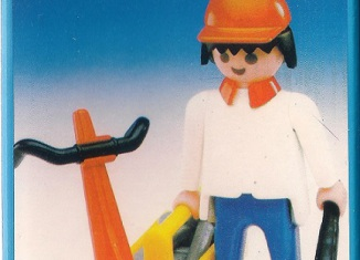 Playmobil - 3303v2-esp - Mechanic