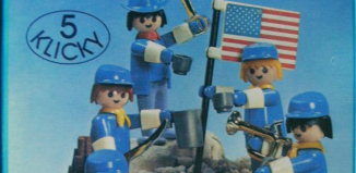 Playmobil - 3242-ant - US soldiers