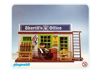 Playmobil - 3423v1 - Sheriff's Office
