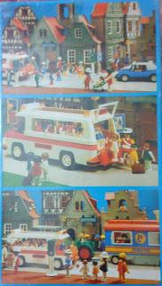 Playmobil 3521v1 - School Bus - Back