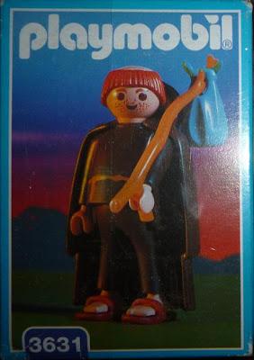 Playmobil 3631 - Wandering Monk - Box