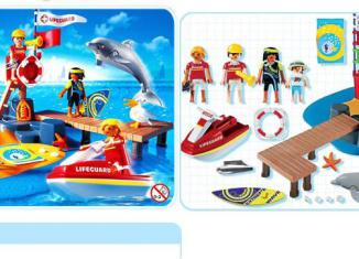 Playmobil - 3664s2 - The Beach