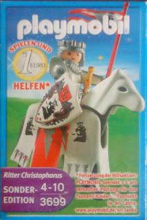 Playmobil 3699 - Sir Christopher - Box