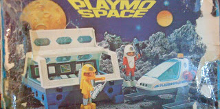 Playmobil - 3740-ant - Module and Spacecraft