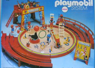 Playmobil - 3770-ant - circus