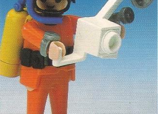 Playmobil - 3901-esp - Scuba diver with camera