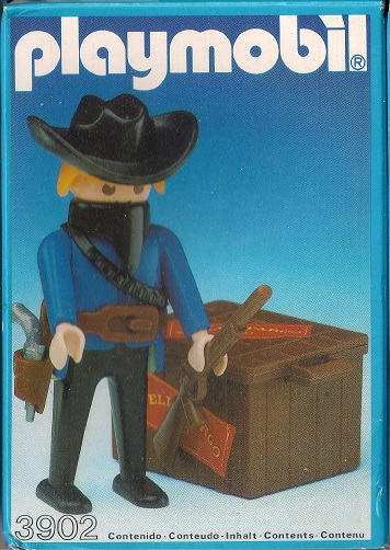 Playmobil 3902-esp - Gunner - Box