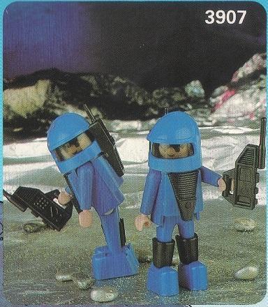 Playmobil - 3907-esp - Delta Space