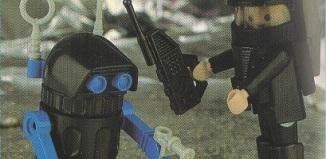 Playmobil - 3908-esp - Robot Delta Space