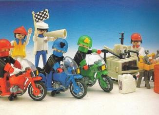 Playmobil - 3918-esp - Motorcyclist Riders