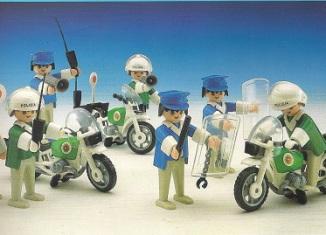 Playmobil - 3924-esp - Policemen