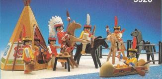 Playmobil - 3926-esp - Indians