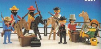 Playmobil - 3927-esp - Cowboys