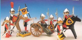 Playmobil - 3929-esp - City Defence