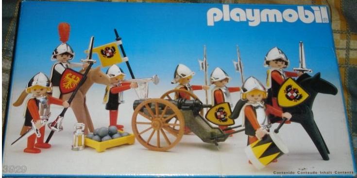 Playmobil 3929-esp - City Defence - Box