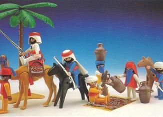 Playmobil - 3931-esp - Bedouins