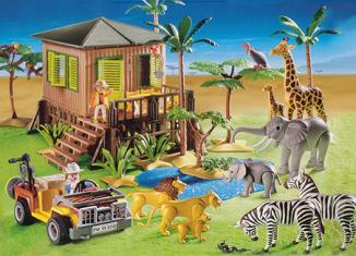 Playmobil - 4064 - Safari Set