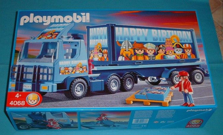 Playmobil Set 4068 Ger