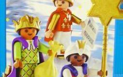 Playmobil - 4075 - Three Little Kings