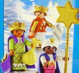 Playmobil - 4075 - Three Little Kings