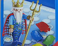 Playmobil - 4901 - Nordsee Game Mermaid King