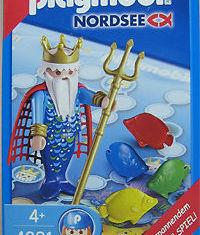 Playmobil - 4901 - Nordsee Game Mermaid King