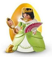 Playmobil - 4918v2 - Yellow Egg Princess with Green Dress