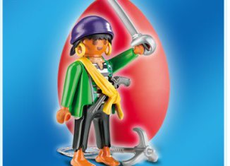 Playmobil - 4919v1 - pirate red egg