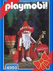 Playmobil - 4950-ger - Magic Gnome