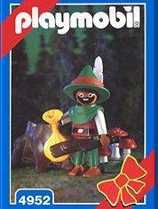 Playmobil - 4952-ger - Robber Gnome