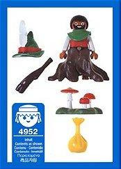 Playmobil 4952-ger - Robber Gnome - Back