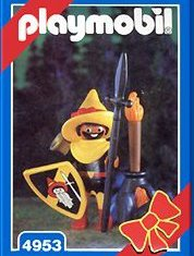 Playmobil - 4953-ger - Knight Gnome