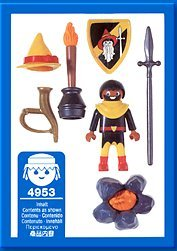 Playmobil 4953-ger - Knight Gnome - Back