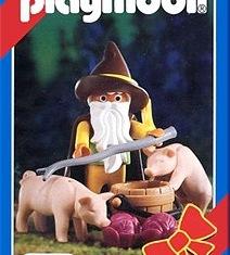 Playmobil - 4959-ger - Farmer Gnome