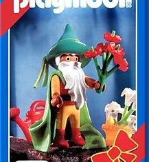 Playmobil - 4963-ger - Garden Gnome