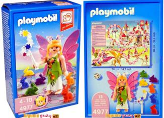 Playmobil - 4977 - Fairy game