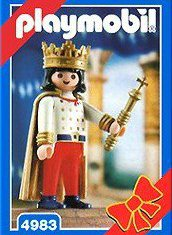Playmobil - 4983-ger - Birthday King