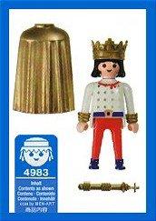 Playmobil 4983-ger - Birthday King - Back
