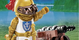 Playmobil - 5056-gre - Swan Knight