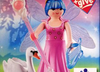 Playmobil - 5064-gre - Fairy with swan