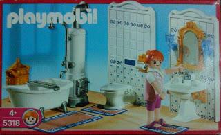 Außergewöhnlich Playmobil 5318   Bathroom   Box ...