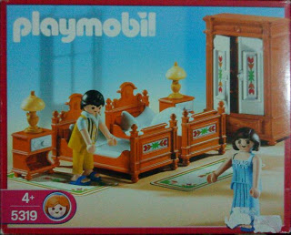 Playmobil 5319 - Bedroom - Box
